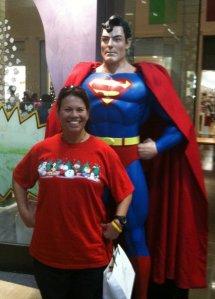 Superman meets super unhealthy